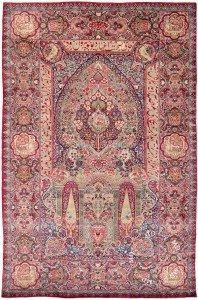6x9_antique_persian_kerman_rug_013616